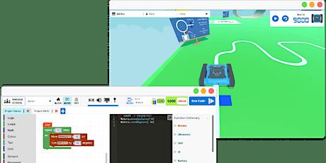 Virtual: Using Micromelon Robotics in your classroom tickets