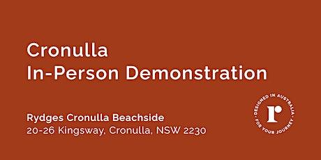 Cronulla | Sun 1st August tickets