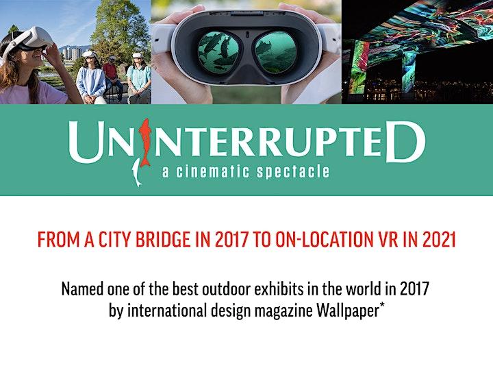 Uninterrupted VR OnLocation (North Vancouver) image