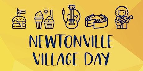 Newtonville Village Day 2021(FREE) tickets