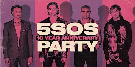5SOS 10 Year Anniversary Party - Sydney tickets