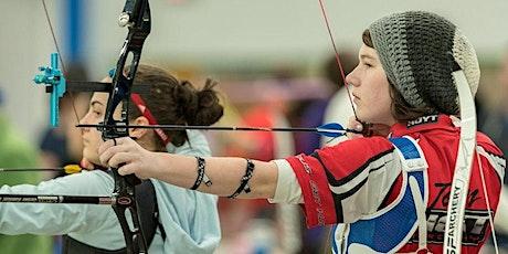 Victoria Bowmen 720/900 Archery Tournament tickets