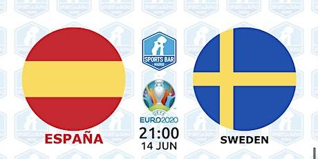 España vs Suecia   UEFA EURO 2020 en Madrid entradas