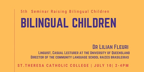 5th Raising Bilingual Children tickets