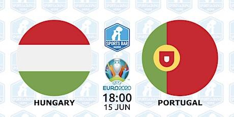 Hungary vs Portugal   UEFA EURO 2020 in Madrid entradas
