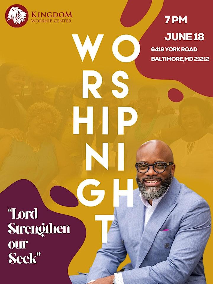 KWC presents A Night of Worship image
