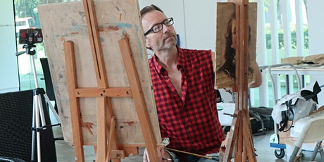 Portrait Oil Painting Zoom Course for Beginners tickets