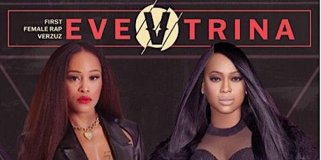 Verzuz Battle Screening Eve VS Trina tickets