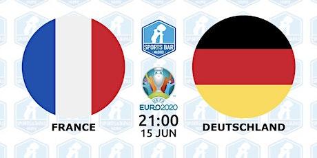 France vs Germany   UEFA EURO 2020 in Madrid entradas