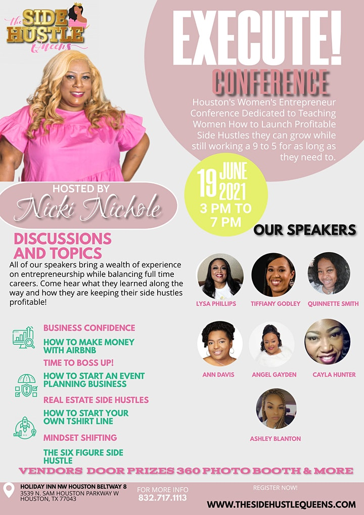 Execute! Conference & Networking Event image