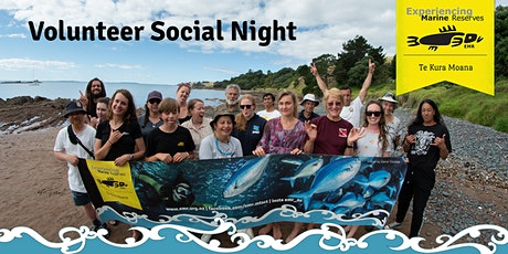 EMR volunteer social night tickets