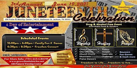 2021 Juneteenth Celebration tickets