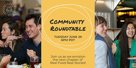 RFRS Community Roundtable tickets