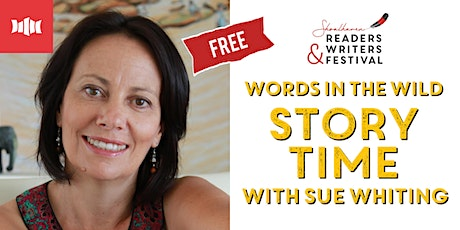 Storytime With Sue Whiting - Nowra Library tickets