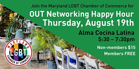 OUT Networking Happy Hour tickets