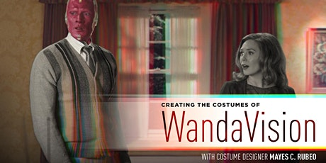 Creating The Costumes of WandaVision, With Costume Designer Mayes C. Rubeo tickets