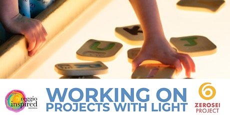 WORKING ON PROJECTS WITH LIGHT tickets