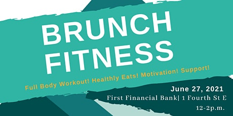 Brunch Fitness tickets