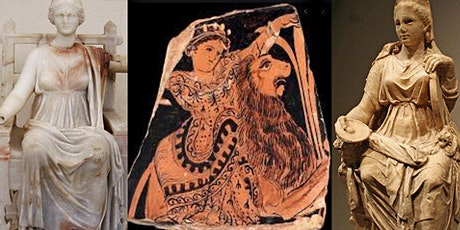 The Goddess Cybele Virtual Zoom Lecture-Dr James Rietveld-Ipso Facto- Jul22 tickets