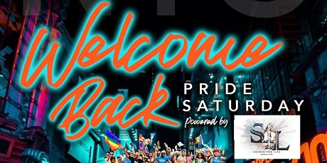 WELCOME BACK NYC GAY PRIDE PARTY tickets