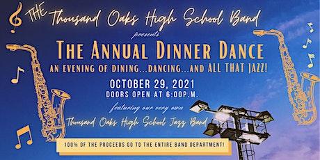 Thousand Oaks High School Dinner Dance— dining, dancing & ALL THAT JAZZ! tickets