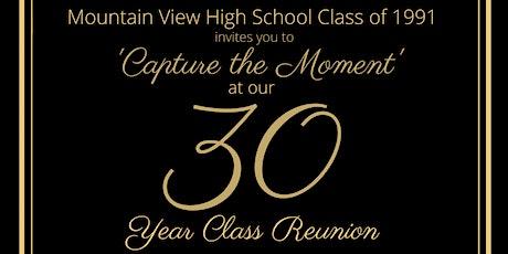 Mountain View High School Class of '91 Reunion tickets