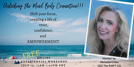 Unlocking The Mind Body Connection tickets