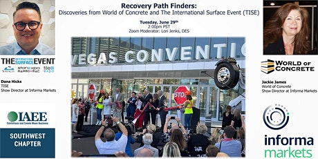 SWIAEE Educational Meet-Up: The Recovery Path Finders tickets