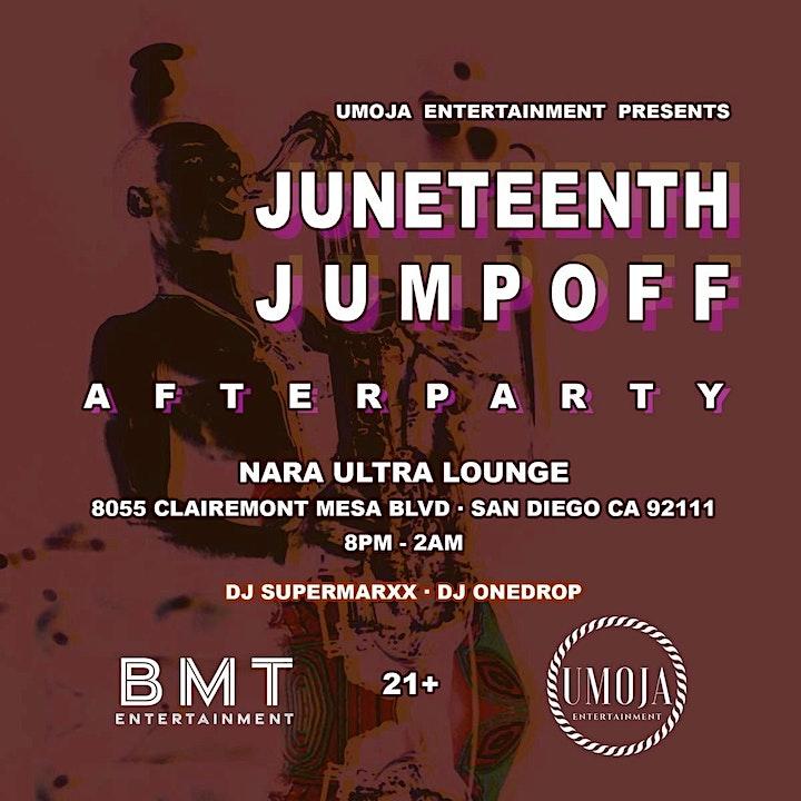Umoja Ent Presents: Juneteenth Jumpoff image
