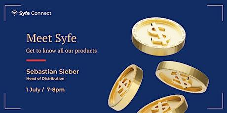 Meet Syfe tickets