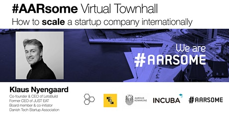 #AARsome Virtual Townhall #7 - Scaling Internationally tickets