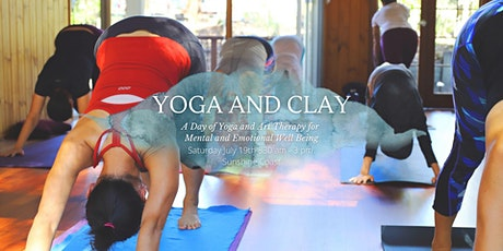 Yoga and Clay ~ Yoga and Art Therapy Day Retreat tickets