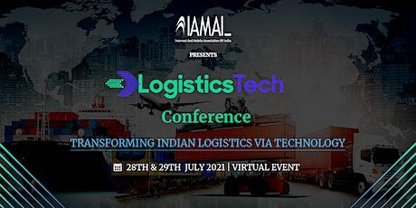 Logistics- Tech Conference 2021 tickets