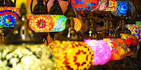 Turkish Mosaic Lamp Workshop Sydney (Miranda) tickets