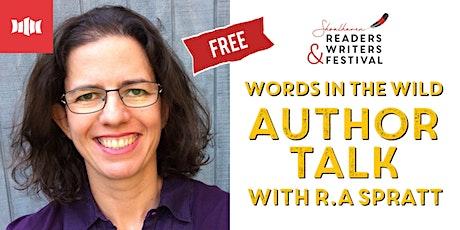 Author Talk With R.A Spratt - Nowra Library tickets