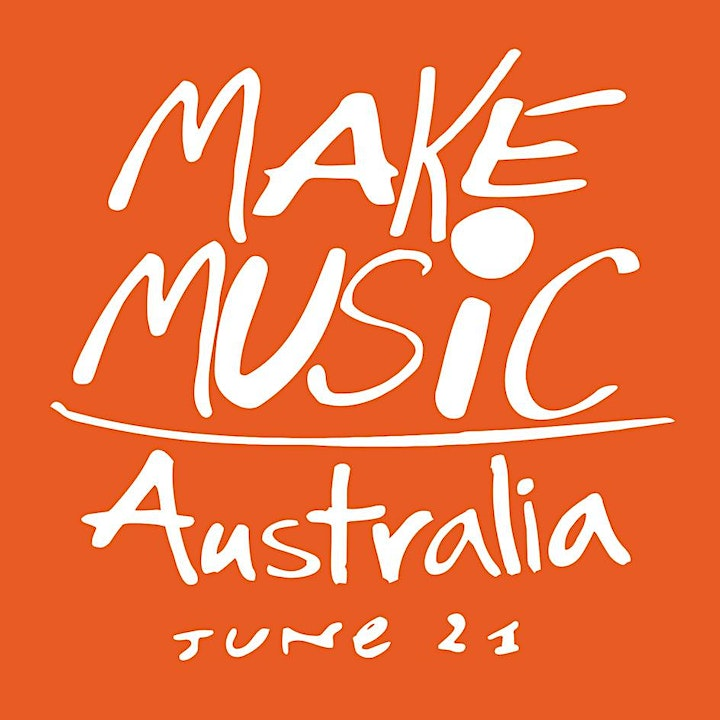 Make Music Day 2021 @ AIM Sydney - Free Music Lessons and Workshops image