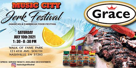 MUSIC CITY JERK & CARIBBEAN FOOD FESTIVAL tickets