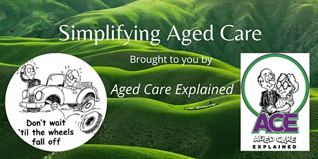 Simplifying Aged Care tickets