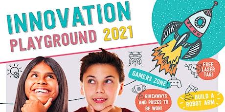 Innovation Playground tickets