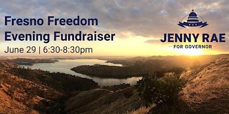 Fresno Freedom Evening Fundraiser tickets