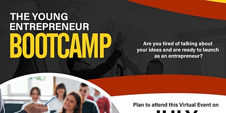 THE YOUNG ENTREPRENEUR BOOTCAMP tickets