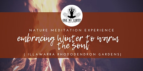 Nature Meditation Experience | Embracing Winter to Warm the Soul tickets