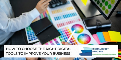 How to Choose the Right Digital Tools To Improve Your Business tickets
