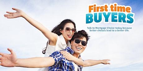 Free First Home Buyer Webinar tickets