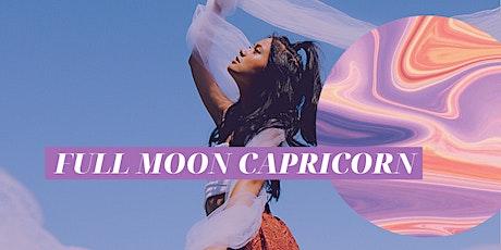 A Full Moon Capricorn Illumination Circle → tickets