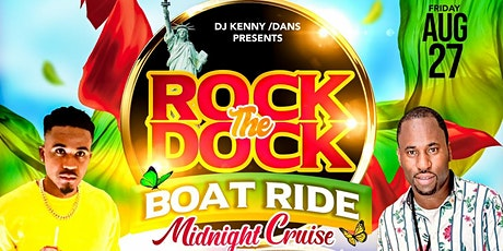 Rock The Dock Boatride tickets