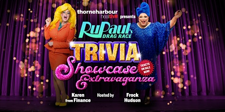 RuPaul's Drag Race Trivia Showcase Extravaganza tickets