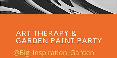 gARTen Therapy & Garden Art workshop tickets