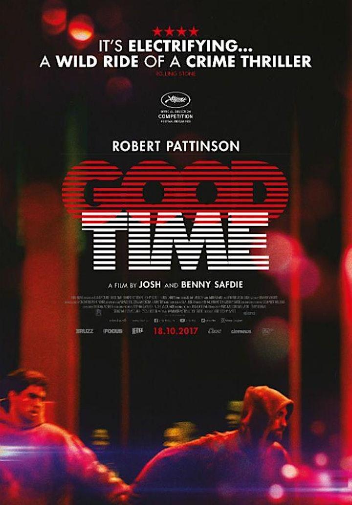 """Immagine Rassegna Cinematografica """"La Cura"""":  Good Time"""
