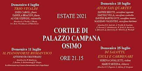 Incontri Musicali d'Estate, XXXI edizione - ATEM SAX QUARTET biglietti